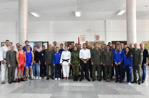 14.20 Vojna akademija